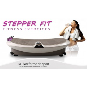 Plateforme Stepper Fit