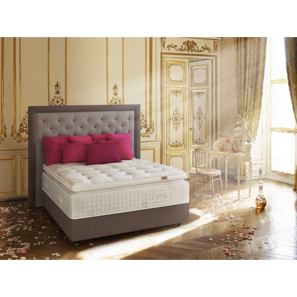 sommier d co lattes treca infinite monet glaze. Black Bedroom Furniture Sets. Home Design Ideas